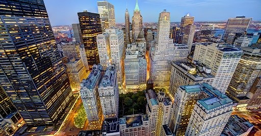 New York City Financial District Hotels