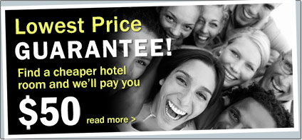 New York City Hotel Rooms Lowest Price Guarantee